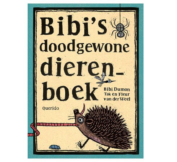 cover-bibi'sdoodgewonedierenboek